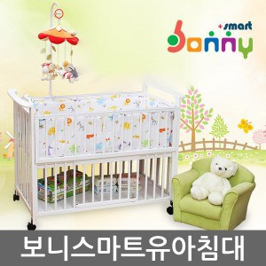 Product Image of the 보니스마트 유아 원목침대