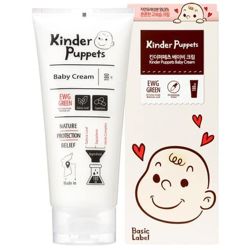 Product Image of the 킨더퍼페츠 베이비 로션