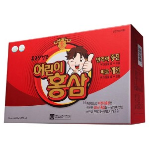 Product Image of the 종근당 어린이 홍삼